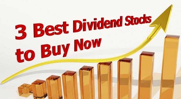 Best Dividend Stocks