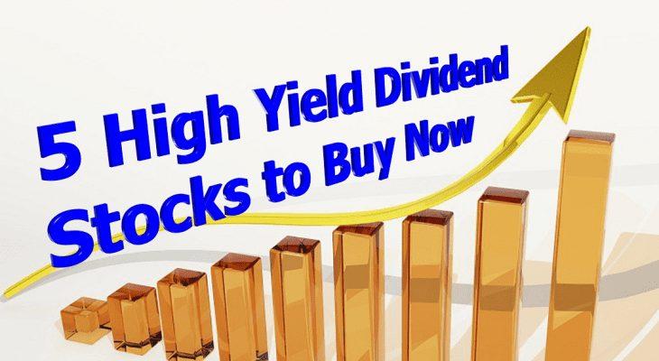 High Yield Stocks