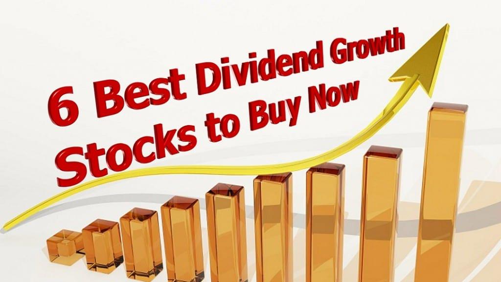 Best Dividend Growth Stocks