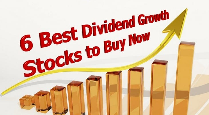 Best Dividend Growth Stocks