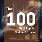 most popular dividend stocks