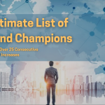 the ultimate list of dividend champions