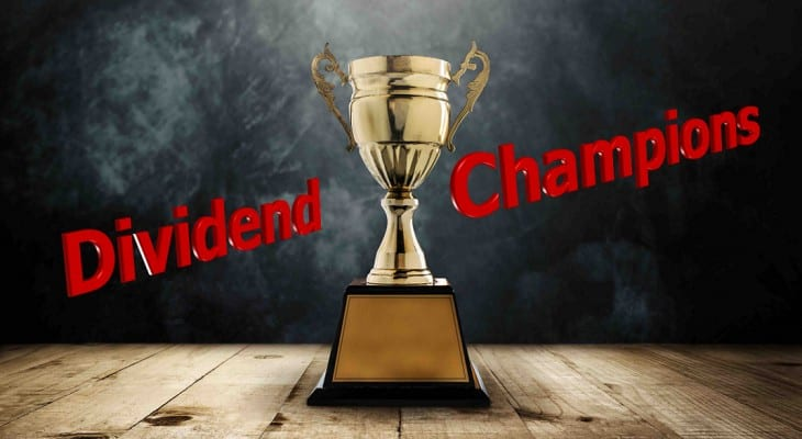Dividend Champions