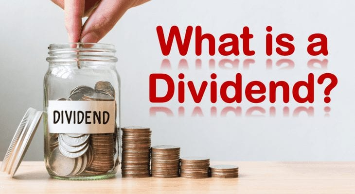 Dividend Definitions