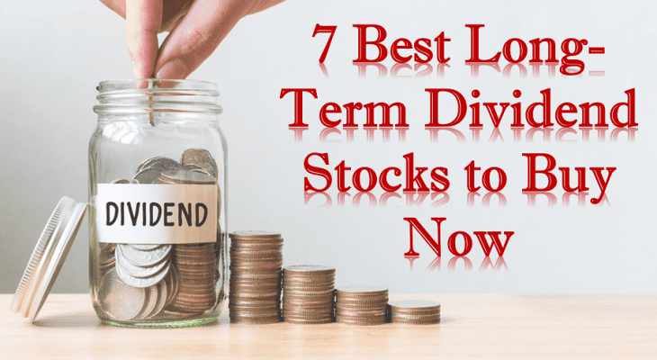 best long-term dividend stocks