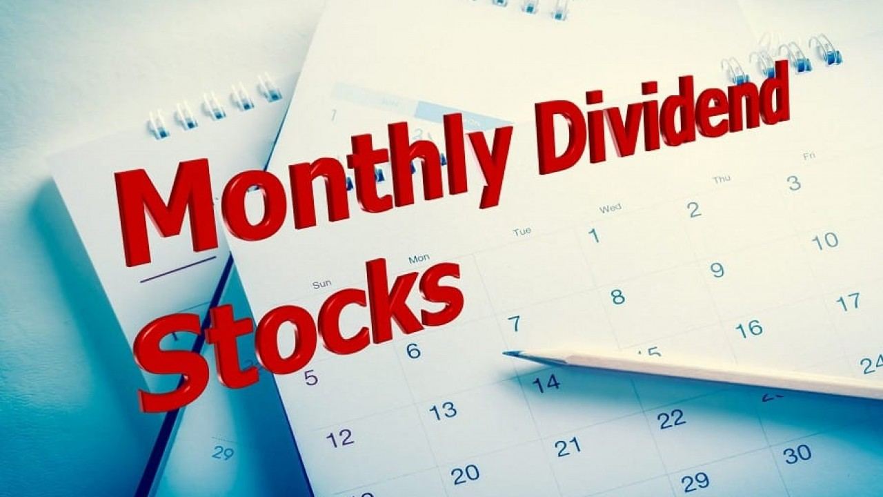 The Complete List of Monthly Dividend Stocks Paying 12 Plus ...