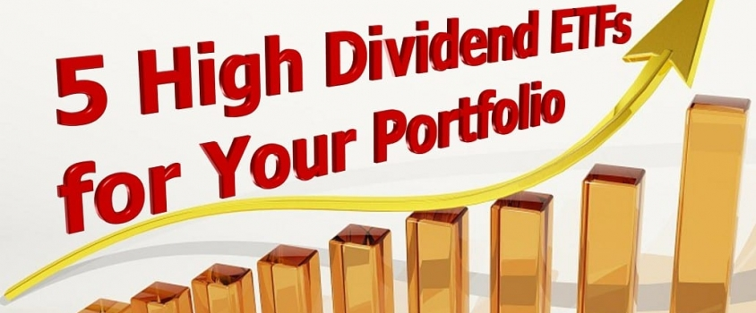 5 High-Yield Dividend ETFs for Your Portfolio