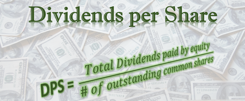 Dividend Definitions – What is Dividends per Share?