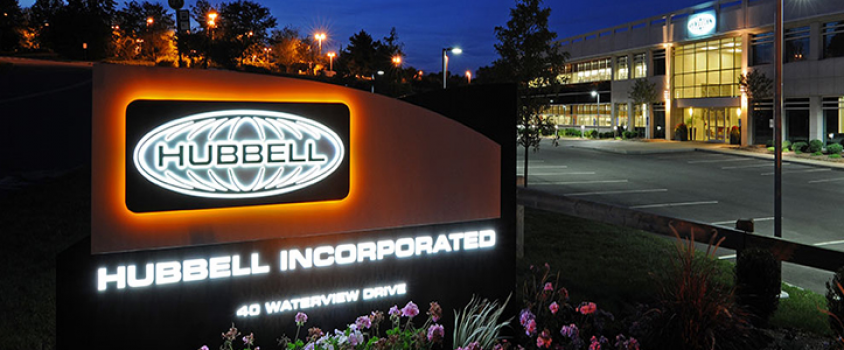 Hubbell Incorporated Boosted Annual Dividend Distribution 10 Consecutive Years (HUBB)