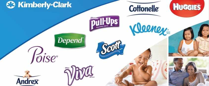 Kimberly-Clark Continues Increasing Dividends, Looking for Falling Share Price Trend Reversal (KMB)