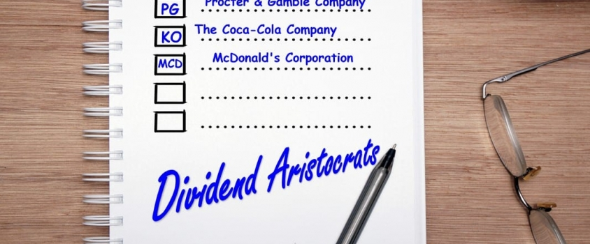 The Dividend Aristocrats List – The 57 Stocks with 25-Plus Years of Consecutive Dividend Increases