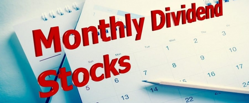 The Complete History of Monthly Dividend Stocks Paying 4%-Plus